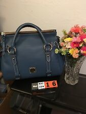 Dooney And Bourke AWL Jeans Small Satchel NWT