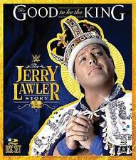 WWE: Its Good to Be the King - Jerry Lawler Story (Blu-ray Disc, 2015)