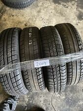 4x155 80 R13 Used different brands Tyres 7/6.5mm (2003) Free Fitting Available