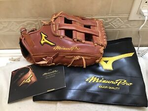 "Mizuno GMP300 12.5"" Baseball Softball First Base Mitt Right Hand Throw"