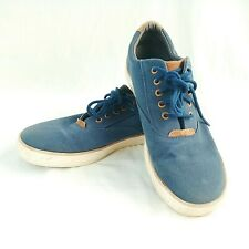 Keen Boat Deck Shoes Size 10.5 Lace Up Flats Blue Womens