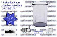 Braun Combimax 3202 3205 Food Processor Pusher Part BR67051073 67051073 7051073