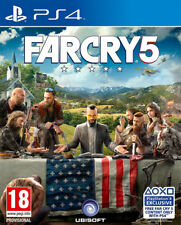 Far Cry 5 (PS4) BRAND NEW AND SEALED - IN STOCK - QUICK DISPATCH - FREE UK POST