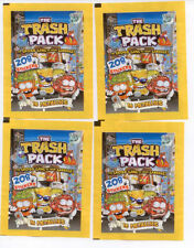 The Trash Pack Yellow Sticker Collection - 5 Packs of Stickers - The Gross Gang