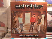 The Youngbloods-Good and Dusty LP-OG RACOON/WARNER BROS LABEL-RARE VINYL!!!!!!!!