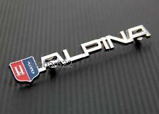 3D Metal Front Grille Badge Car Emblem Tuning Exterior Parts For Alpina tG9