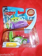 2010 Disney Pixar Cars Lenticular Eyes #53 WINGO