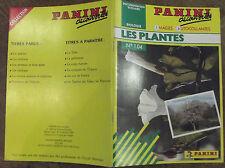 ANCIENNE DOCUMENTATION SCOLAIRE LES PLANTES ( PANINI DÉCOUVERTES ) BIOLOGIE