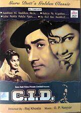 C.I.D. / CID - Dev Anand, Waheeda Rehman - Official Bollywood Movie DVD ALL/0