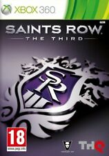 Saints Row 3: el tercer Xbox 360-UK/PAL