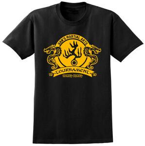 Enter The Dragon Inspired Hans Martial Arts T-shirt - Bruce Lee Martial Arts MMA
