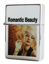 Zippo Lighter ● Romantic Beauty Smoking Replica Limited ● 2003285 New ● A605