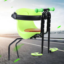 NEW Portable Bike Bicycle Child Seat Saddle Children Kids Baby Carrier Front UK