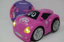 Girls Pink Beetle Rc Car Radio Remote Control Car - Wireless NEW BOXED