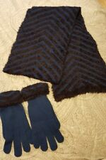 NWOT Scarf and Glove Set 68