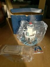 Cold Spring Harbor Long Island Lighthouse With Original Packaging Includes Pin