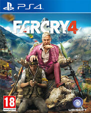 Far Cry 4 PS4 Playstation 4 IT IMPORT UBISOFT