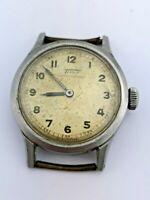 Vintage Tissot Antimagnetic Cal SC 27 1940s Watch for Restoration & Repair (i25)