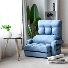 Schlafsofa Klappsofa Schlafsessel Sofa Lazy Sofabett für Zuhause & Büro farbwahl