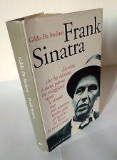 De Stefano,FRANK SINATRA,1991 Marsilio[musica,biografia,discografia,bibliografia