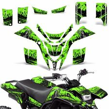 Yamaha Blaster 200 Decal Graphic Quad ATV Wrap Full Race Kit 1988-2005 REAP GRN