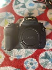 Canon EOS 7D 18.0MP Digital SLR Camera Black Body Only, Battery, Charger Etc