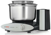 Bosch Universal Plus 800 Watt 6.5 Qt Kitchen Stand Mixer Machine Black Base NEW