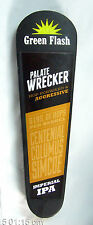"Green Flash PALATE WRECKER Imperial IPA ""Taste Enlightenment"" SAN DIEGO  Lot #37"