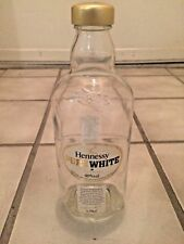 Rare Collectible Empty Hennessy 'Pure White' Cognac Bottle
