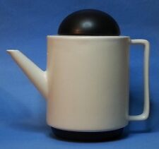 KATE SPADE SATURDAY Everyday Teapot Stoneware With Dome Lid Strainer 44 oz NIB