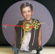 New Carl Gallagher From Hit TV Comedy Series Shameless CD Clock Actor Nice!