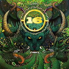 16 - Bridges To Burn CD - SEALED NEW COPY - Southern Sludge Rock Album