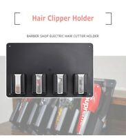 Professional Hair Clipper Holder Barber Shop Salon Tools Stand Storage Organizer