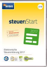 Download-Version WISO steuer:Start 2018 Arbeitnehmer Steuererklärung für 2017