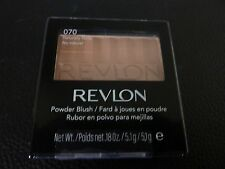 Revlon Powder Blush - NATURALLY NUDE  # 070  - Brand New / Sealed