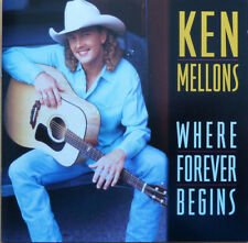 Ken Mellons ‎– Where Forever Begins - CD ALBUM our ref 1806
