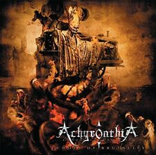 Achyronthia - Echoes of Brutality [CD]