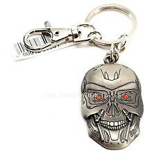NEW Universal Studios Authentic Terminator Endoskull Keychain Keyring NWT
