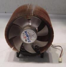 Zalman Fan / CPU heat-sink socket 775 - Model: ZF1125BTH      FREE SHIP