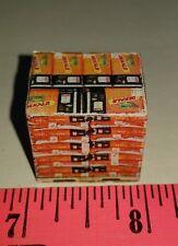 1/64 custom farm toy Pallet of dekalb Seed corn orange bags see description