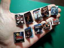 Resident Evil Miniature Video Games Collector's set number II. Scale 1/6