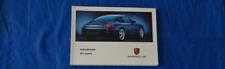 Porsche WKD99619198911 Carrera instructieboekje