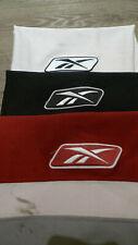 Reebok Rbk Vector Logo Ice Hockey Jersey Patch Whl Socks Black White Burgundy