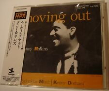 Sonny Rollins: Moving Out (Japanese Edition CD with Obi)