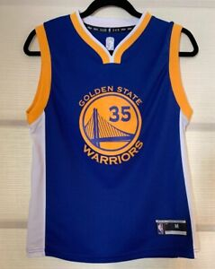 NBA Golden State Warriors Kevin Durant Jersey Top Size M Women's NWOT