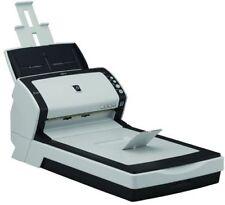 Fujitsu fi-6230z Duplex Document Scanner w/ AC Adapter and Tray NEW ROLLERS 6230