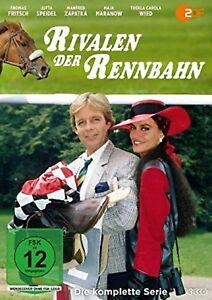 Rivalen der Rennbahn - Die komplette Serie 3 DVDs NEU OVP
