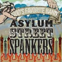 Asylum Street Spankers - God's Favorite Band  CD Neu