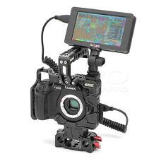 Kit Monitor cgpro Armour Jaula para GH5 con portkeys 5 pulgadas Monitor de pantalla táctil