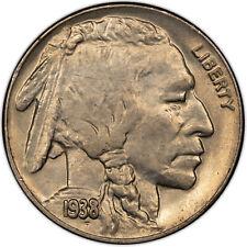 New Listing1838-D Buffalo Nickel Gem Bu Nice Golden Toning | Unc Condition